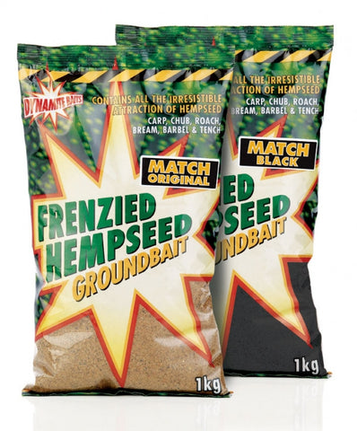 Dynamite Baits Frenzied Hempseed Groundbait