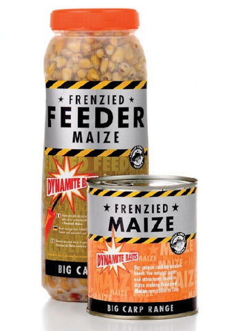 Dynamite Baits Frenzied Maize