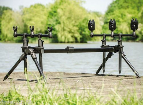 Leeda 3-in-1 Rod Pod