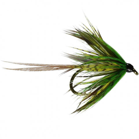 Caledonia Fly Company Lough Arrow Olive Mayfly