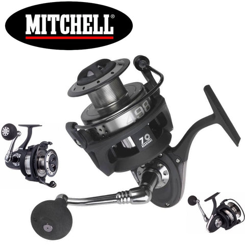 Mitchell 398 Front Drag Reel