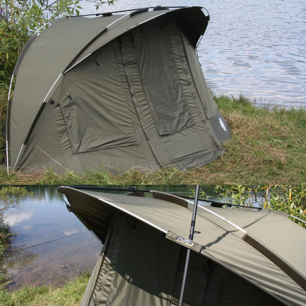 D.A.M. Mad Morphius 1 Man Dome Bivvy With Ground Sheet