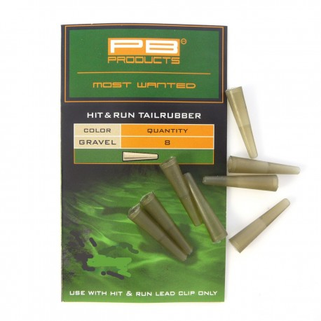 PB Products Hit & Run X-Safe Tail Rubbers