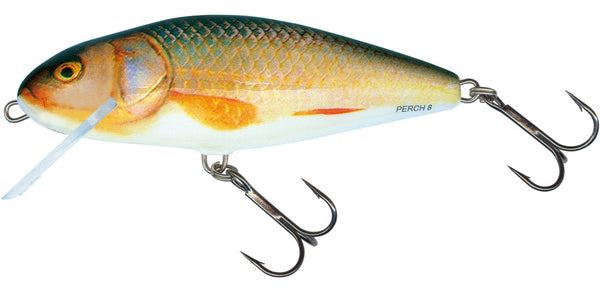 Salmo Perch 12cm Floating SR