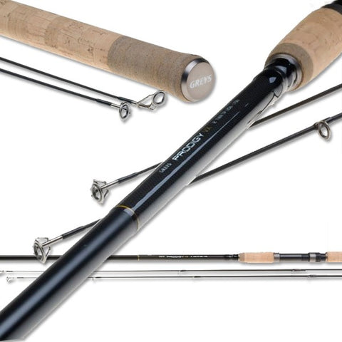 Greys Prodigy TX Specimen Twin Tip 12ft Rod