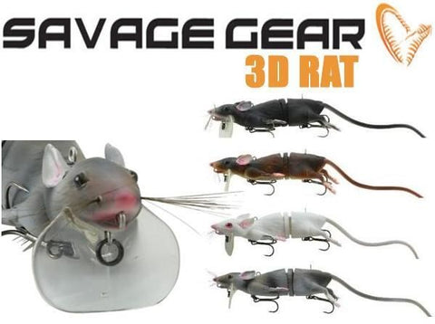 Savage Gear 3D Rad Rat Lure