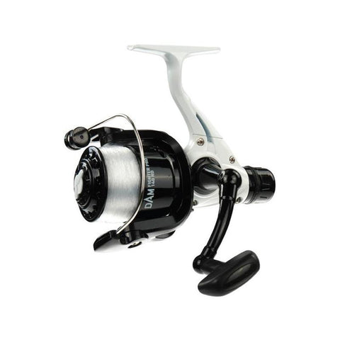 DAM Fighter Pro RD 140 Reel With Line