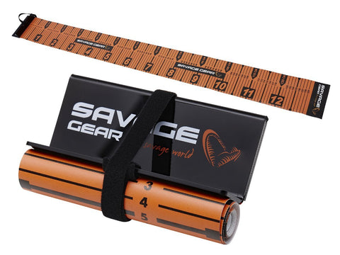 Savage Gear Savage Measure Up Roll 130cm