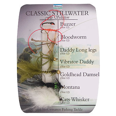 Shakespeare Sigma Classic Stillwater Fly Selection