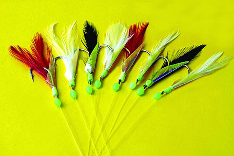 Shamrock Tackle Bulls Eye Rig