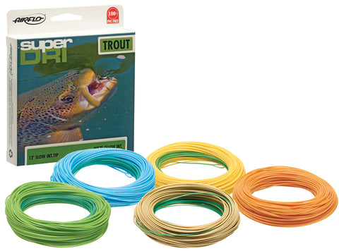 Airflo Super-Dri Intermediate Mini Tip Fly Lines