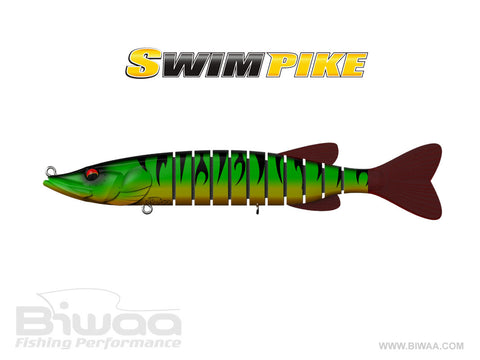 Biwaa Swim Pike Lure - 24cm