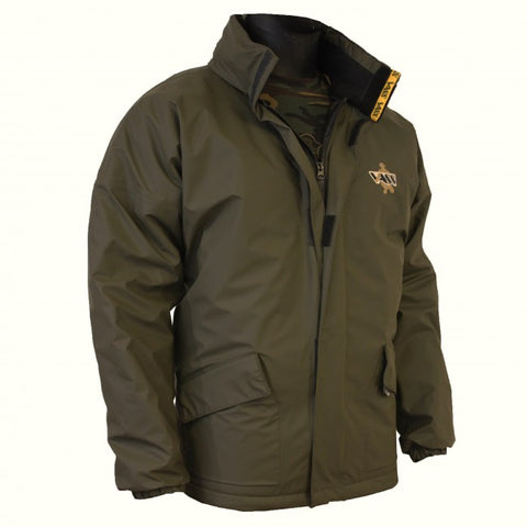 Team Vass 175 Winter Lined Jacket Khaki Edition