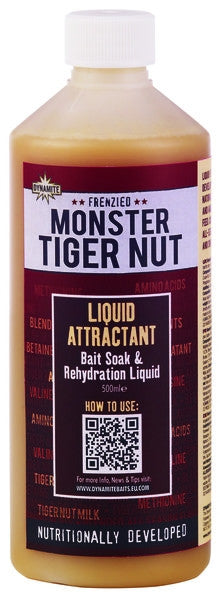 Dynamite Monster Tiger Nut Liquid Attractant