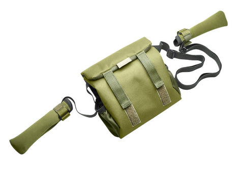 Trakker NXG Elasticated Rod & Reel System