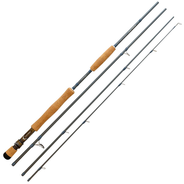 Shakespeare Agility 2 XPS 9ft Fly Rods