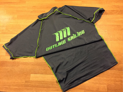 Team Outlaw Rash Vest