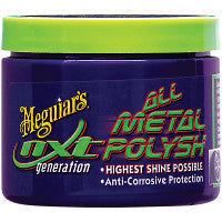 Meguiar's Marine All Metal 'NXT POLYSH' - Buy Now!