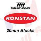 Ronstan 20mm Blocks - OrbitBlock Series 20