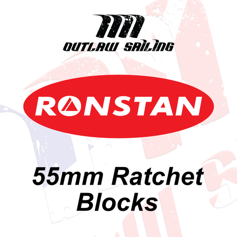 Ronstan 55mm Ratchets - OrbitBlock Ratchet Series 55