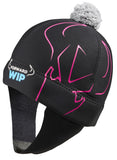 Forward WIP Neoprene Beanie Hat - Black / Pink - Buy Now!
