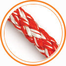 Kingfisher Evolution Swiftcord Rope - Red - Buy Now!