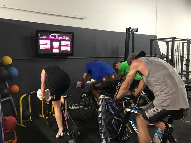 Indoor cycling quick guide for triathletes