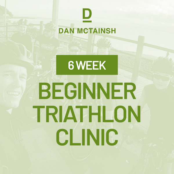 5 Week Junior Beginner Triathlon Clinic