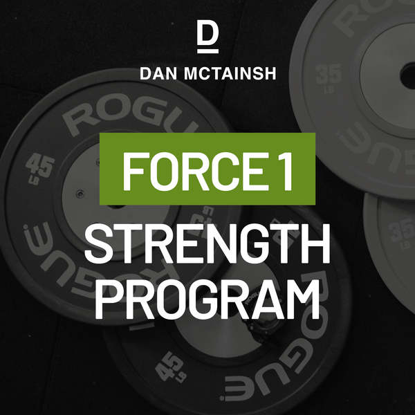 Force 1 online training program