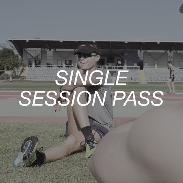 Casual session pass (Adult)