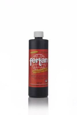 500ml Fertan Rust Converter, destroys rust and protects steel