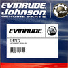 KNOB&RET RING AY 0387272 387272 - Evinrude Johnson Spares & Parts