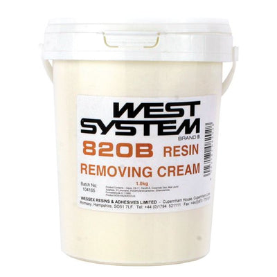 WEST SYSTEM 820 Resin Removing Cream