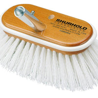 "Shurhold 6"" Regular Brush – 950 – stiff white, polypropylene"