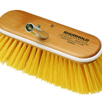 "Shurhold 10"" Regular Brush – 985 – medium yellow, polystyrene"