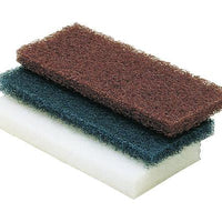 Shurhold Medium scrubbing pad (Twin pack) (1702)