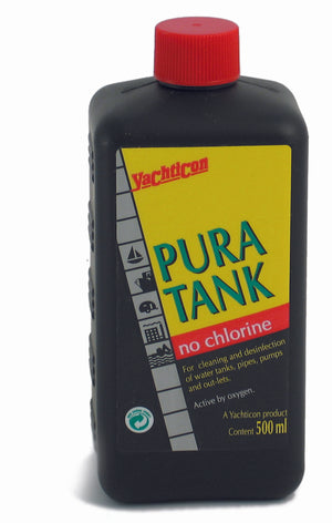 Yachticon Pura Tank (500 ml) – for disinfecting water tanks and pipes