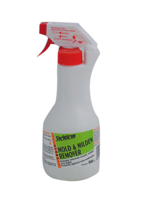 Yachticon Mould and Mildew Remover – remove mould and mildew from fabrics