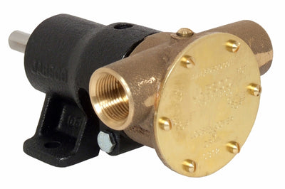 "¾"" bronze pump, 40-size, foot-mounted with BSP threaded ports  10550-205"