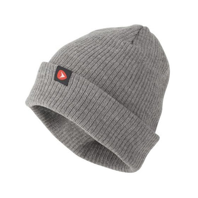 Greys Men's Knitted Ribbed Beanie