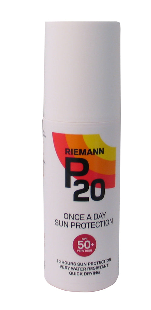 P20 Once a Day Sun Protection Spray – SPF 50 – 100ml