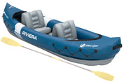 Sevylor Riviera Inflatable Kayak Canoe