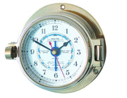Channel Range Tide Clock - Brass