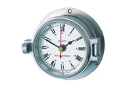 Channel Range Clock - Matt Chrome Colour