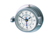 Channel Range Tide Clock – Matt Chrome Colour