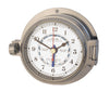 Channel Range Tide Clock - Polished Chrome Colour