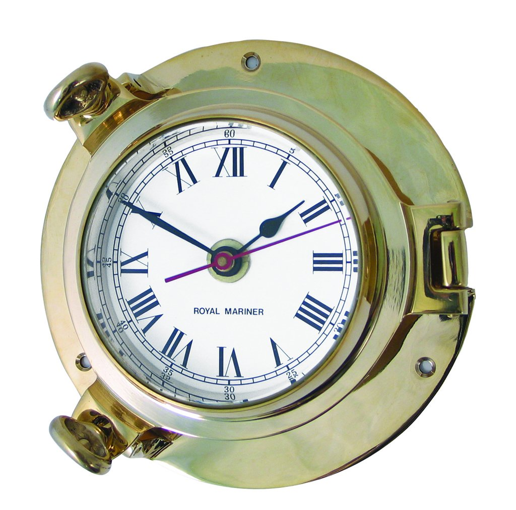 Porthole Range Clock - small