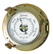 Porthole Barometer - medium