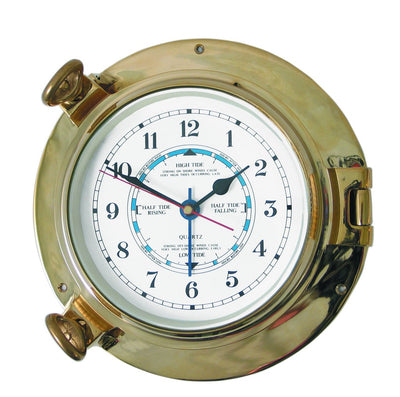 Porthole Tide Clock - large