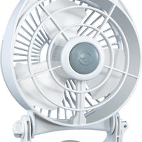 Caframo Bora – Quiet Powerful Fan – 12V White
